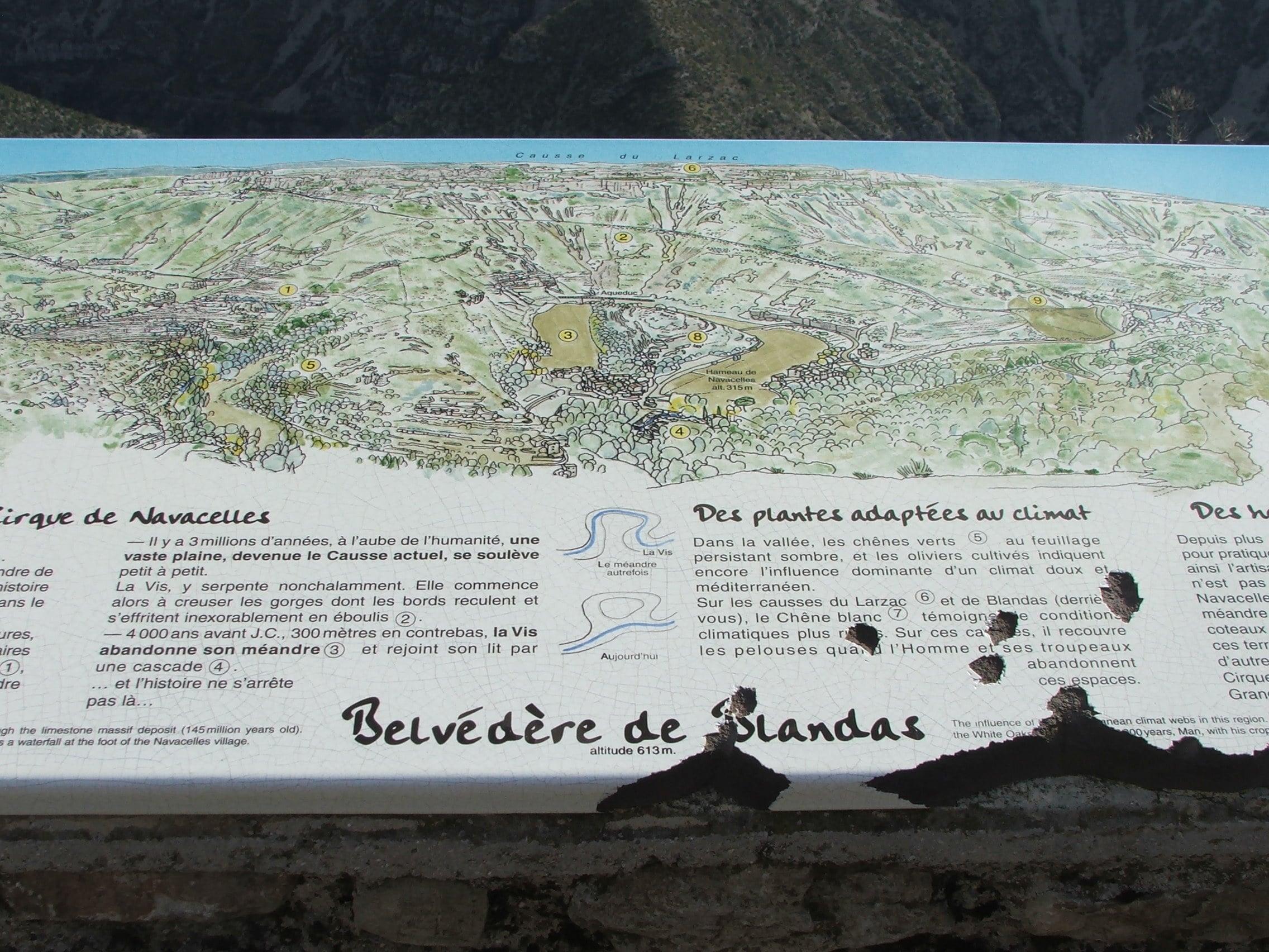 Belvédère de Blandas 119