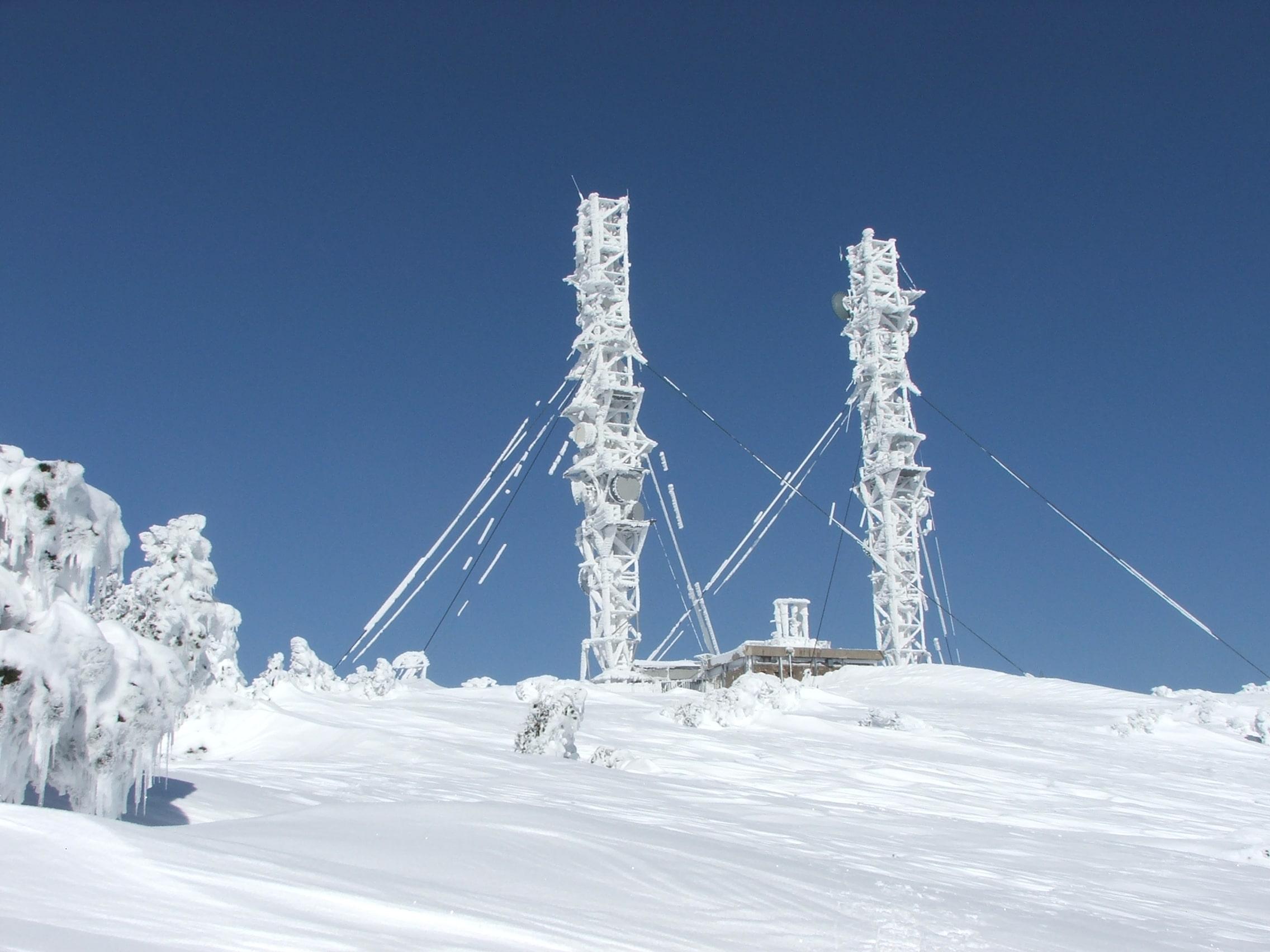 Randonnée Raquettes Mont Aigoual 115