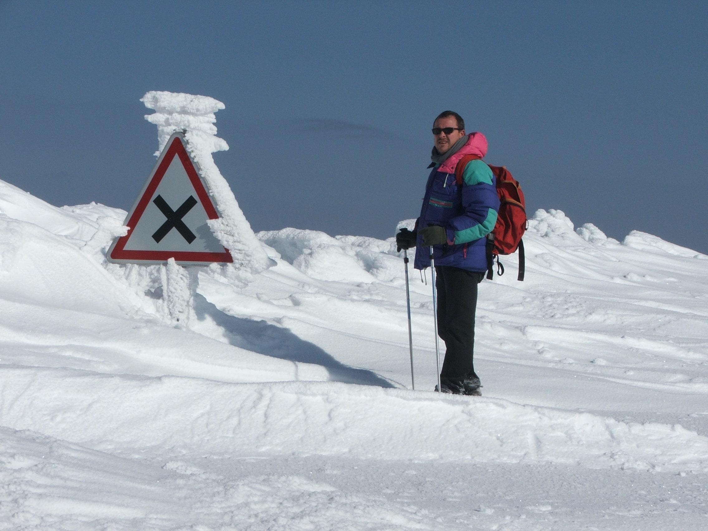 Randonnée Raquettes Mont Aigoual 111