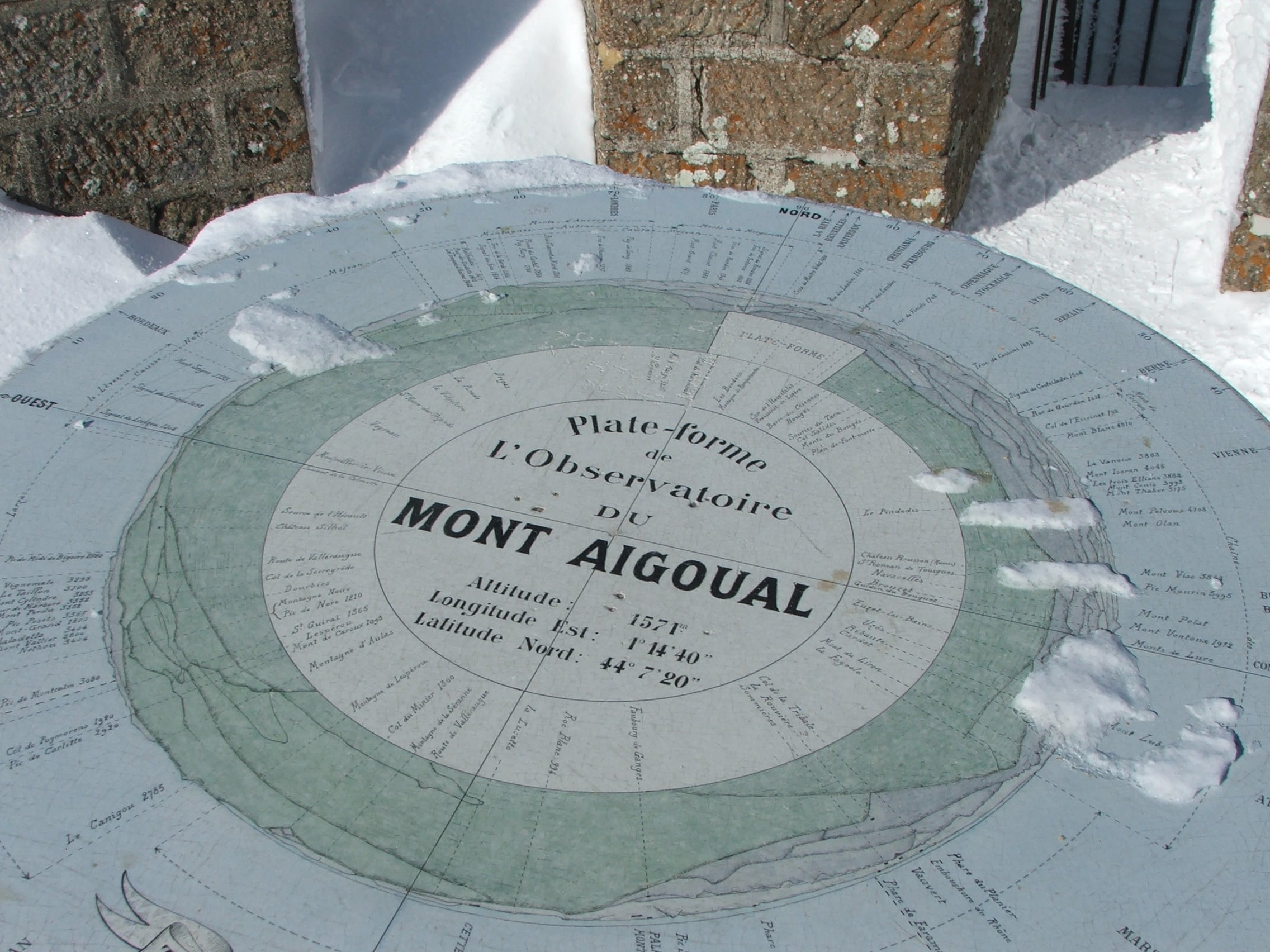 Randonnée Raquettes Mont Aigoual 109