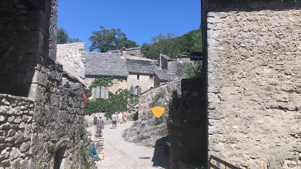 Visite La Couvertoirade 57