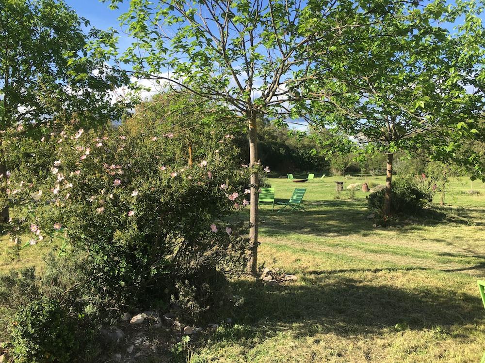 Gîtes Gard Extérieur Jardin 26