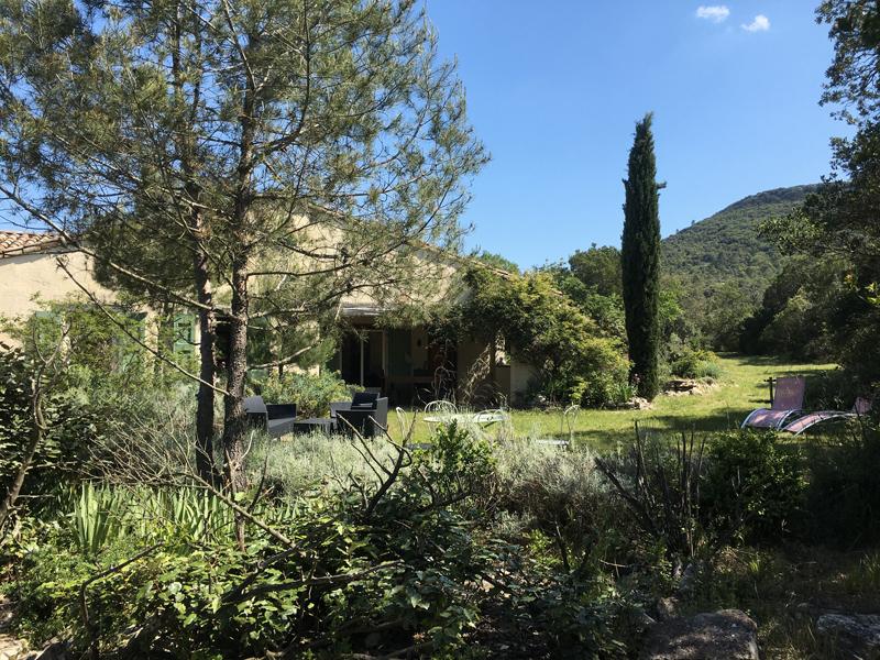 Gite de charme Gard Pompignan Exterieur 95