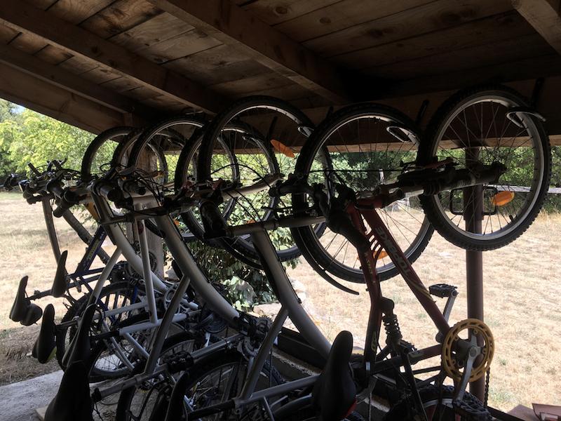 Vélo gard 11