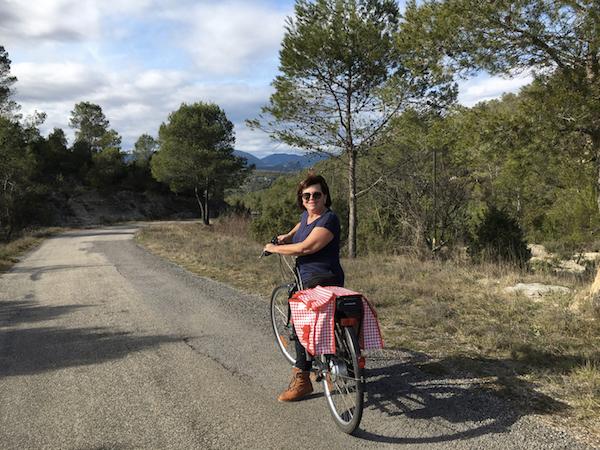 Randonnée à vélo Gard 09